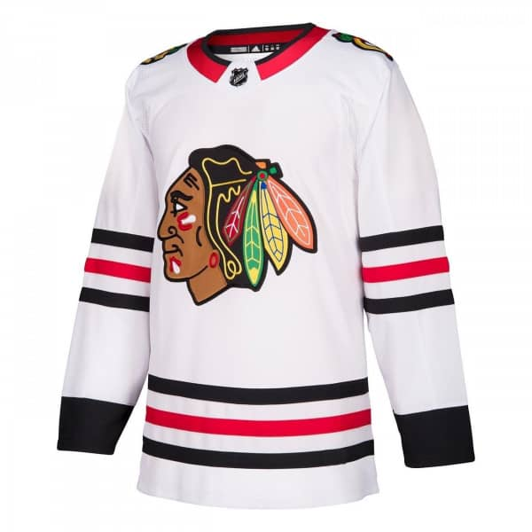 low priced a6bc0 a582d Chicago Blackhawks Authentic Pro NHL Jersey Away
