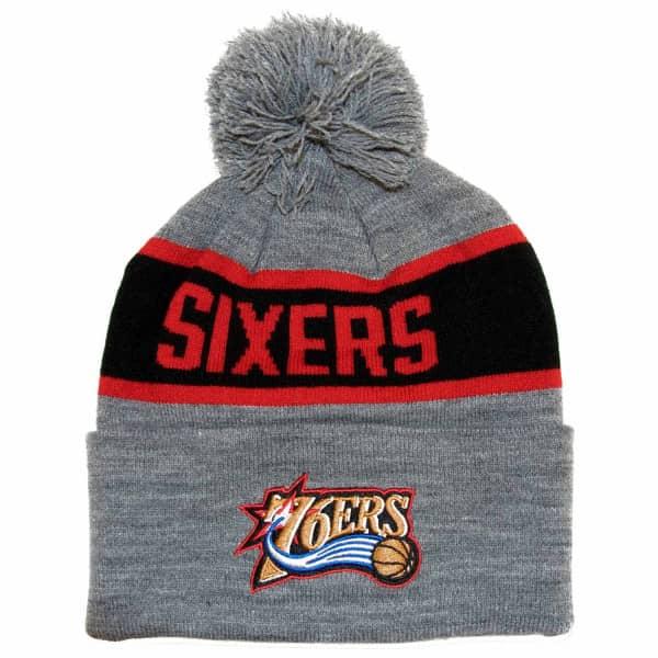 Philadelphia 76ers Team Tone NBA Wintermütze