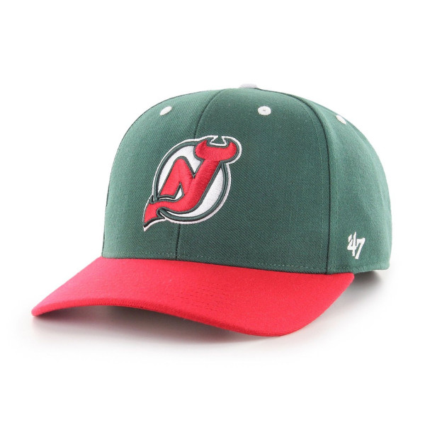 New Jersey Devils Cold Zone '47 MVP DP Snapback NHL Cap