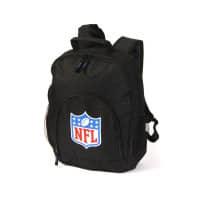 NFL Shield Black Football Rucksack