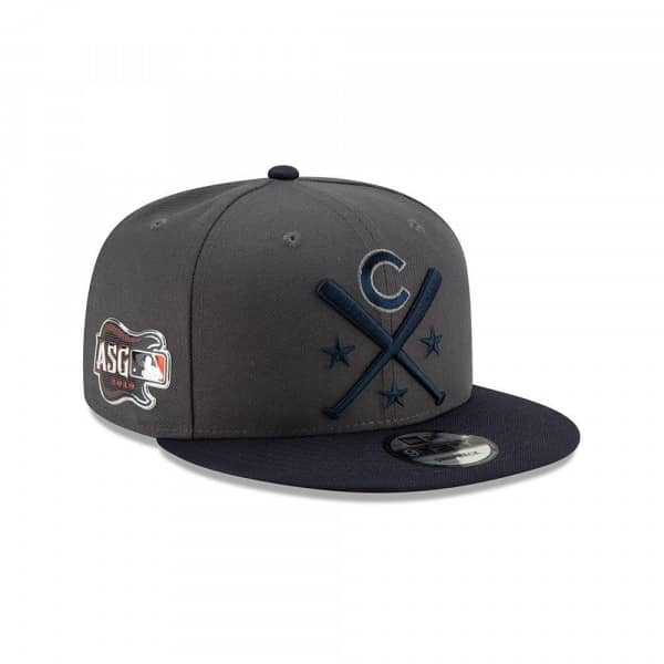 lowest price 34121 b7b14 New Era Chicago Cubs 2019 MLB All Star Workout 9FIFTY Snapback Cap    TAASS.com Fan Shop