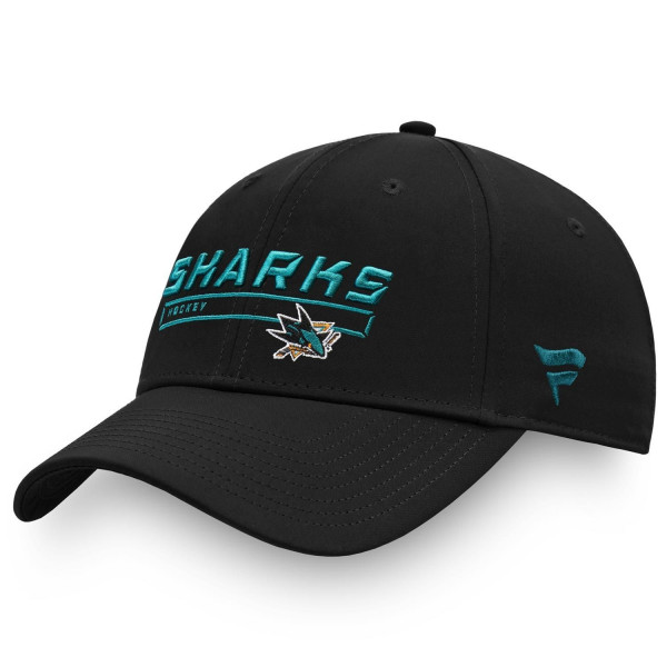 San Jose Sharks Rinkside 2019/20 Authentic Pro Fanatics Adjustable NHL Cap