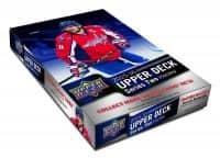 2015/16 Upper Deck Series 2 Hockey Hobby Box NHL