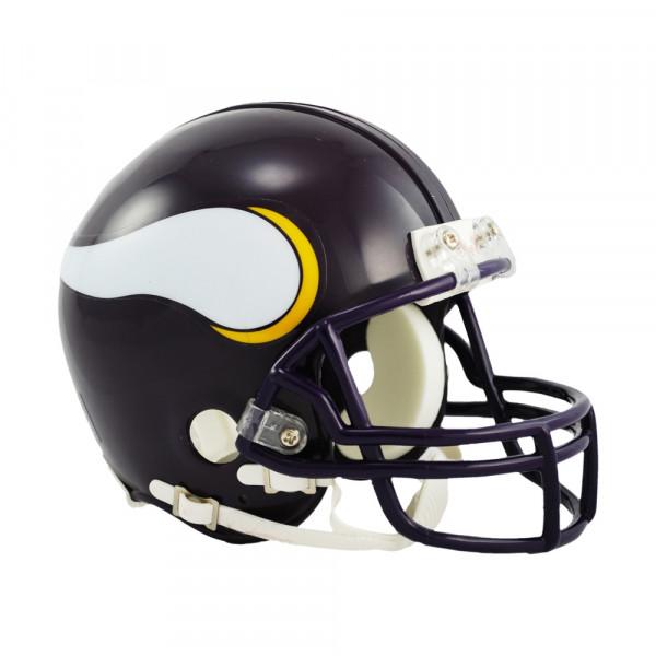 Minnesota Vikings NFL Throwback Mini Helmet (1983-2001)