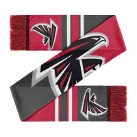 Atlanta Falcons Colorblock Big Logo NFL Schal
