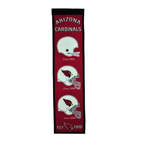 Arizona Cardinals NFL Premium Heritage Banner