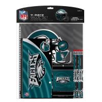 Philadelphia Eagles NFL Schreibwaren-Set (11-teilig)