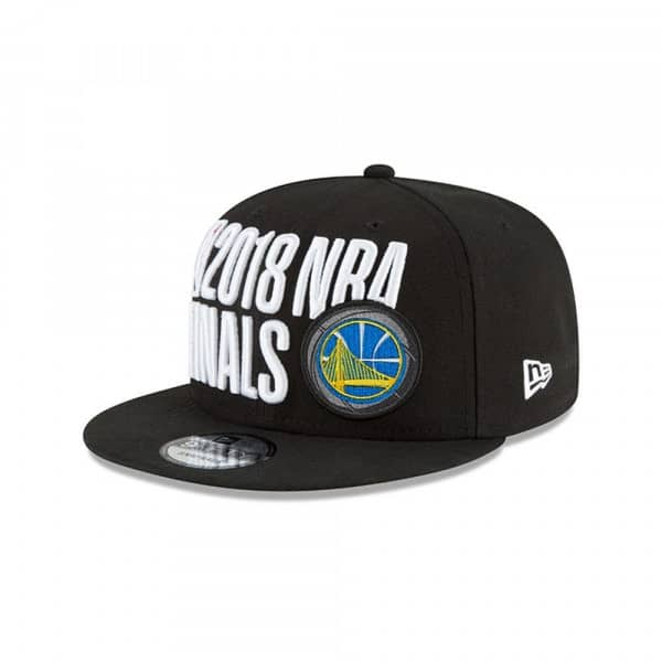 78b451625a12cb New Era Golden State Warriors 2018 NBA Finals 9FIFTY Snapback NBA Cap |  TAASS.com Fan Shop