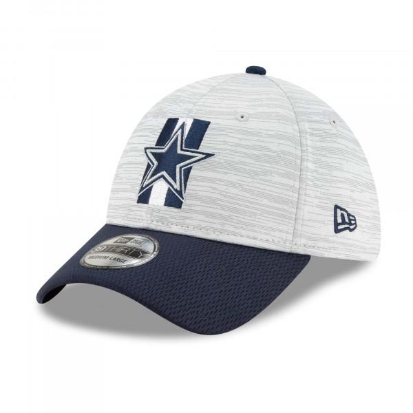 Dallas Cowboys 2021 NFL Offical Training New Era 39THIRTY Flex Fit Cap