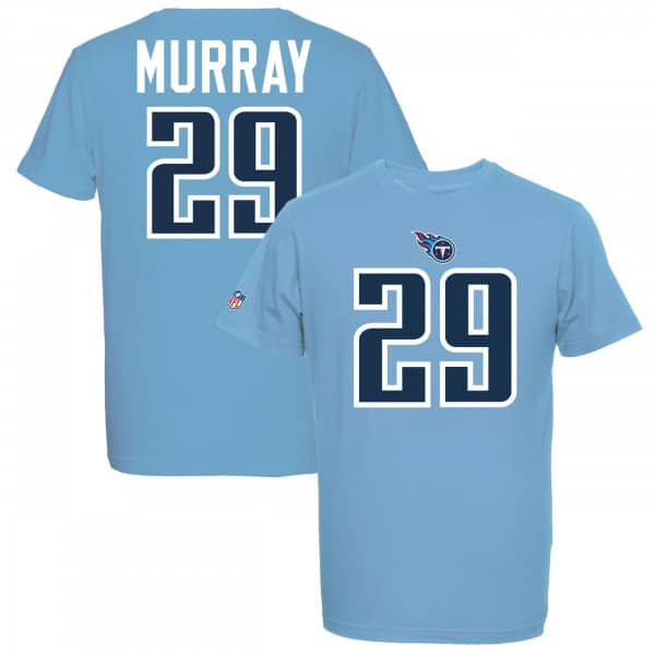 DeMarco Murray #29 Tennessee Titans Eligible Receiver NFL T-Shirt