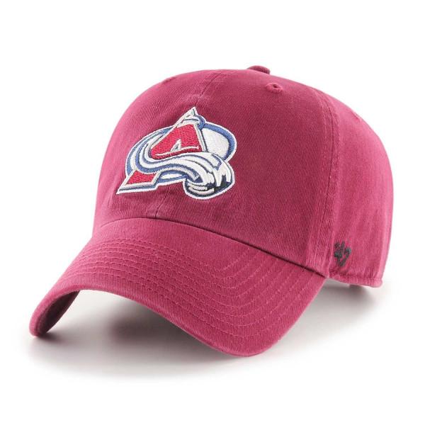 Colorado Avalanche Clean Up Adjustable NHL Cap