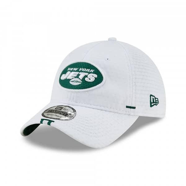 1e4ec1b6 New York Jets 2019 NFL Training 9TWENTY Cap White