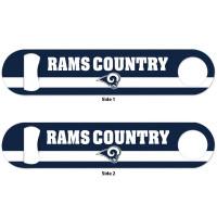 Los Angeles Rams - Rams Country WinCraft Metall NFL Flaschenöffner