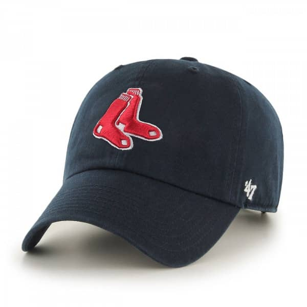 Boston Red Sox Clean Up Adjustable MLB Cap