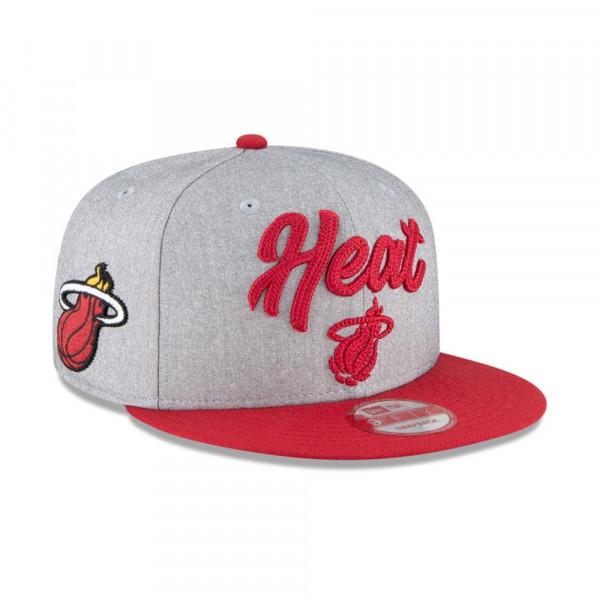Miami Heat Authentic On-Stage 2020 NBA Draft New Era 9FIFTY Snapback Cap