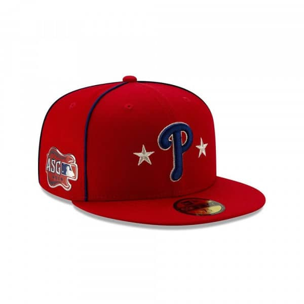 Philadelphia Phillies 2019 All Star Game 59FIFTY Fitted MLB Cap