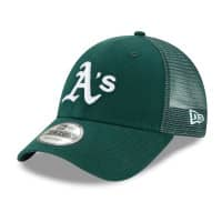 Oakland Athletics Basic 9FORTY Trucker MLB Cap