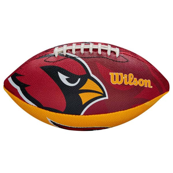 Arizona Cardinals Team Logo Junior NFL Football