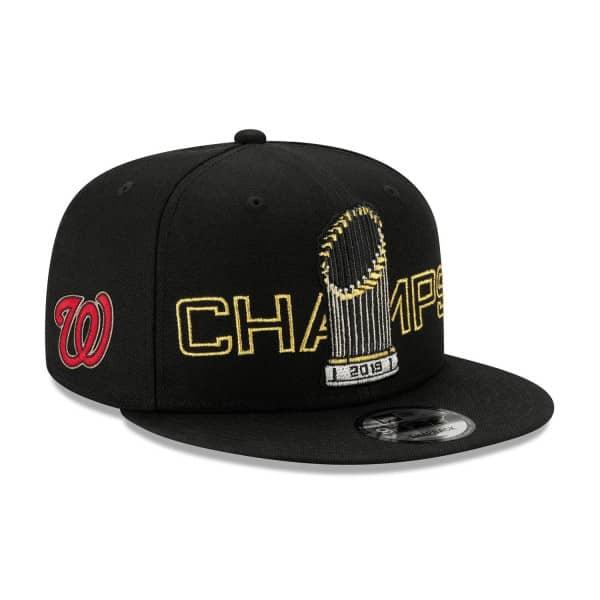Washington Nationals 2019 World Series Champions Parade 9FIFTY Snapback MLB Cap