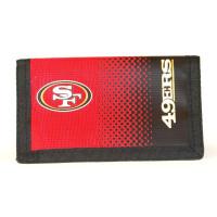 San Francicso 49ers Fade NFL Geldbeutel