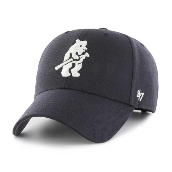 Chicago Cubs Cooperstown MVP Adjustable MLB Cap Navy