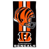 Cincinnati Bengals Helmet NFL Strandtuch