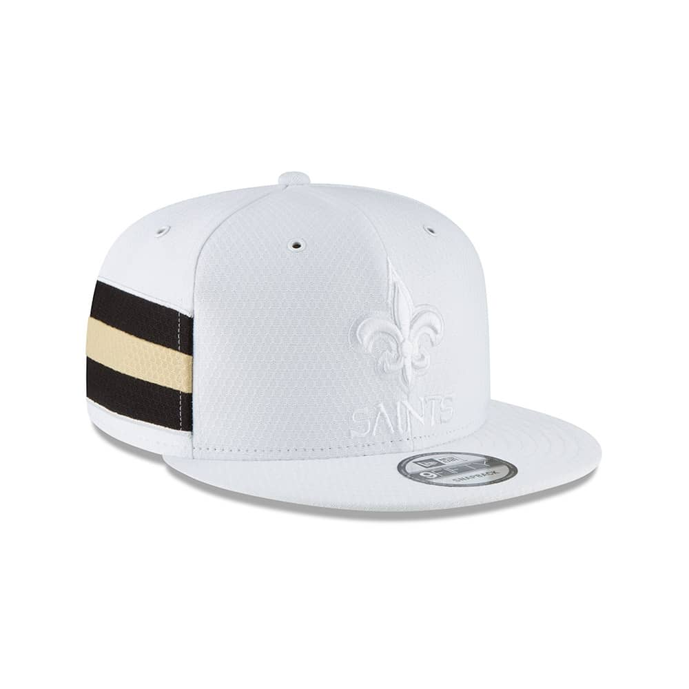 29c76291c New Era New Orleans Saints 2018 Color Rush 9FIFTY NFL Snapback Cap ...