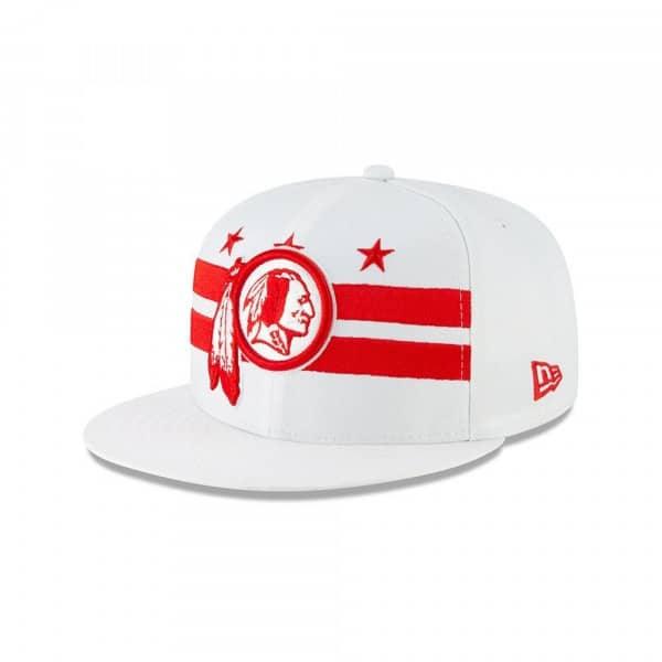 big sale 86d0f 94a79 New Era Washington Redskins 2019 NFL Draft 9FIFTY Snapback Cap Spotlight    TAASS.com Fan Shop