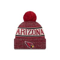 Arizona Cardinals 2018 Sideline Sport Knit NFL Wintermütze