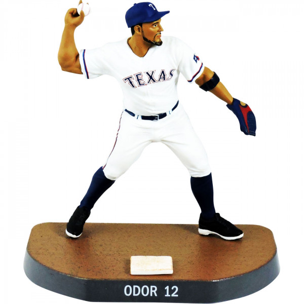 huge selection of 8b31d 435ab Imports Dragon 2017 Rougned Odor Texas Rangers MLB Figure (16 cm)   TAASS.com  Fan Shop
