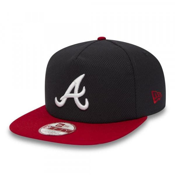 Atlanta Braves Diamond Era Unstructured Snapback MLB Cap