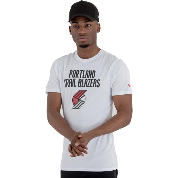 Portland Trail Blazers Team Logo NBA T-Shirt