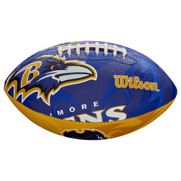 Baltimore Ravens Team Logo Junior NFL Football