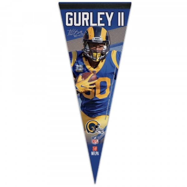 Todd Gurley II Los Angeles Rams NFL Wimpel