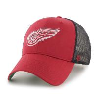Detroit Red Wings Branson NHL Trucker Cap