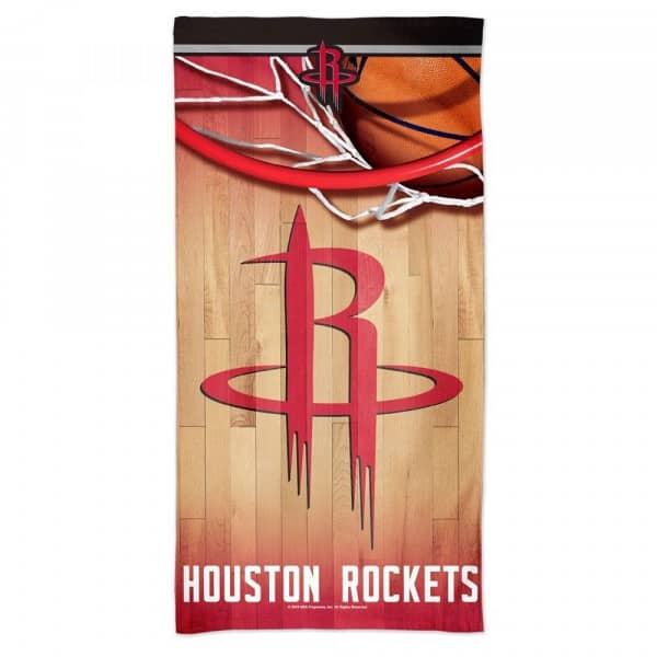 Houston Rockets WinCraft Spectra NBA Strandtuch