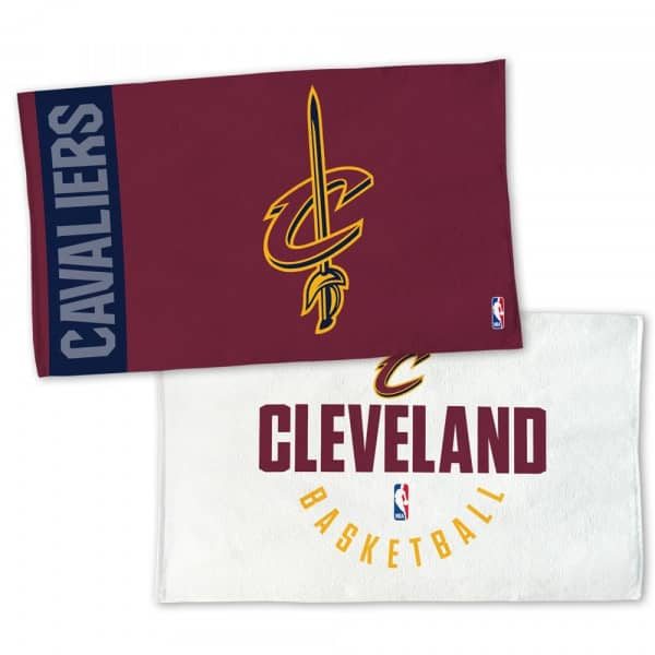 Cleveland Cavaliers NBA On-Court Bench Handtuch