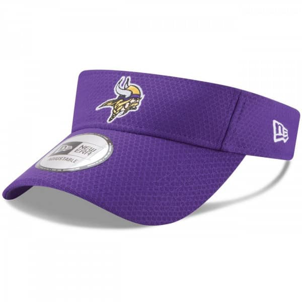 Minnesota Vikings 2017 NFL Training Visor
