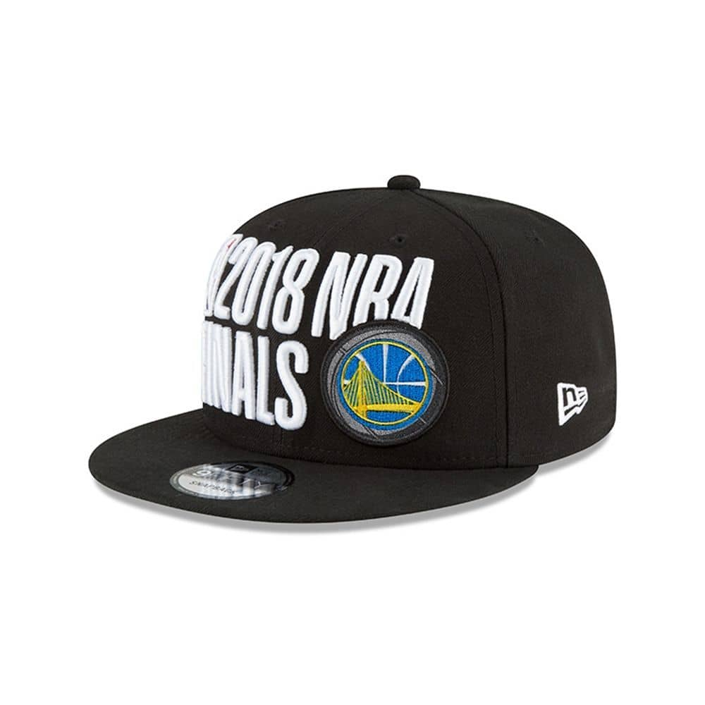 best service 75195 db2bf New Era Golden State Warriors 2018 NBA Finals 9FIFTY Snapback NBA Cap    TAASS.com Fan Shop