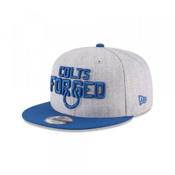 Indianapolis Colts 2018 NFL Draft Snapback Cap
