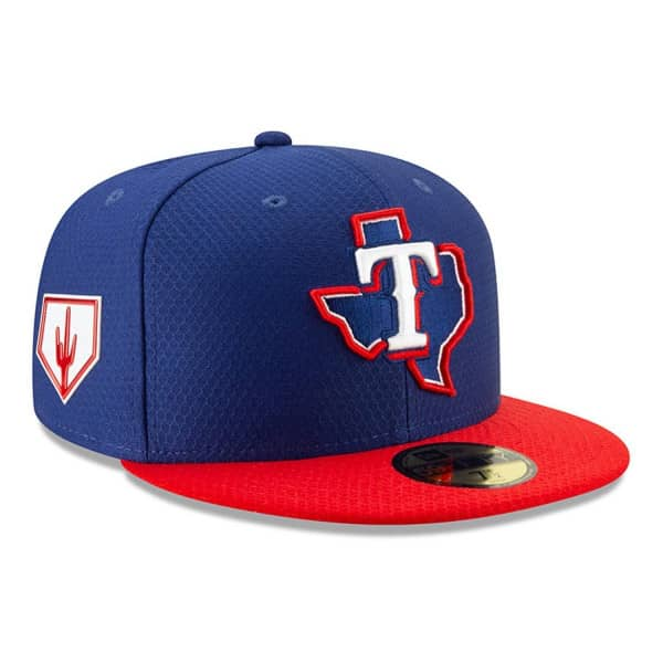 Texas Rangers 2019 Spring Training 59FIFTY Fitted MLB Cap