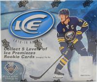 2018/19 Upper Deck Ice Hockey Hobby Box NHL