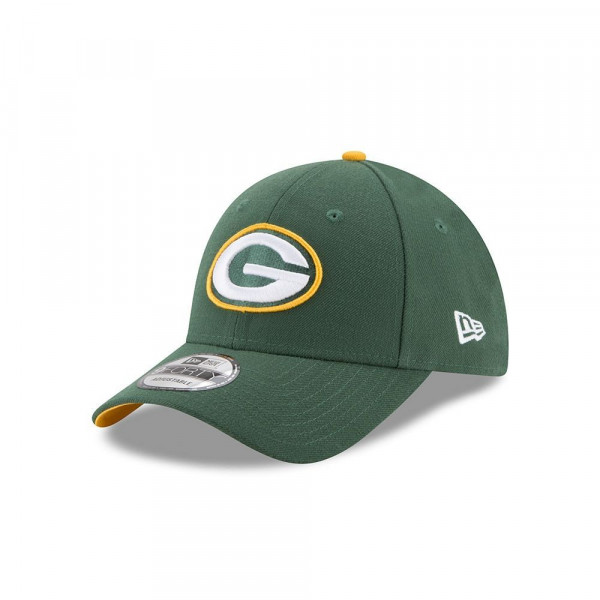 Green Bay Packers First Down Adjustable NFL Cap