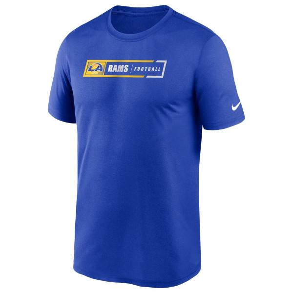 Los Angeles Rams 2020 NFL Legend Football Nike Performance T-Shirt