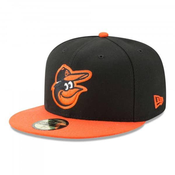 Baltimore Orioles Authentic 59FIFTY Fitted MLB Cap Road