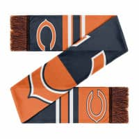 Chicago Bears Colorblock Big Logo NFL Schal