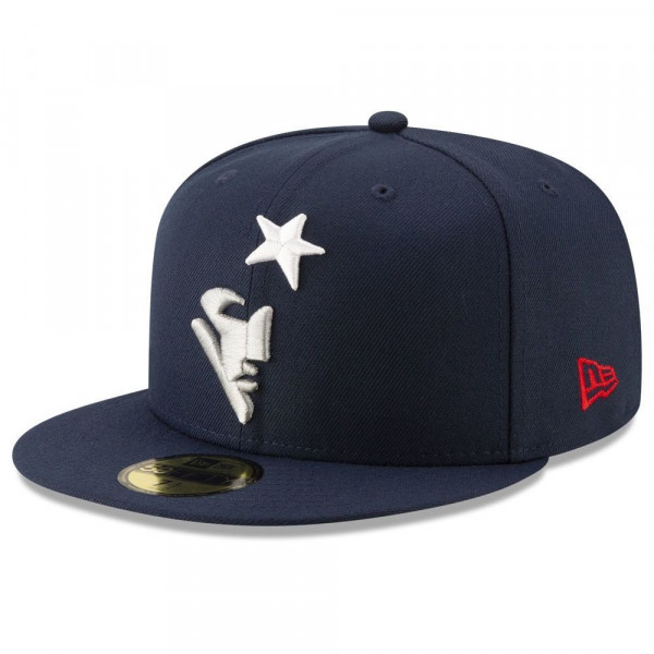 New England Patriots Logo Elements 59FIFTY Fitted NFL Cap