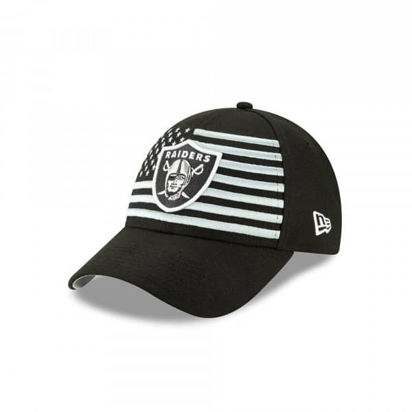 newest d078a 83595 New Era Oakland Raiders 2019 NFL Draft 9FORTY Adjustable Cap On-Stage    TAASS.com Fan Shop