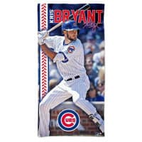 Kris Bryant Chicago Cubs MLB Strandtuch