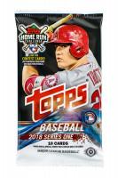 2018 Topps Series 1 Baseball Hobby Pack
